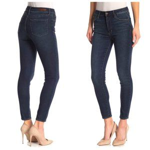 ARTICLES OF SOCIETY High Rise Blue Skinny Jeans
